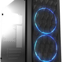 Case with Power Supply